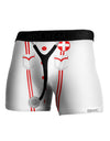 Nurse AOP Boxer Brief Single Side All Over Print