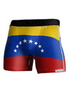 Venezuela Flag AOP Boxer Brief Dual Sided All Over Print