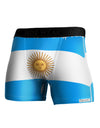 Argentina Flag AOP Boxer Brief Dual Sided All Over Print