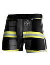 Firefighter Black AOP Boxer Brief Dual Sided All Over Print