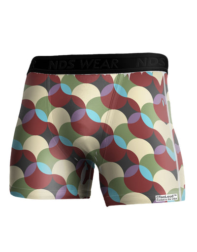 Geometric Abstract AOP Boxer Brief Dual Sided All Over Print