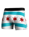 Chicago Flag AOP Boxer Brief Dual Sided All Over Print