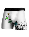 Splatter Butterflies AOP Boxer Brief Dual Sided All Over Print