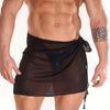 Sheer Sarong for Men - Mini Version