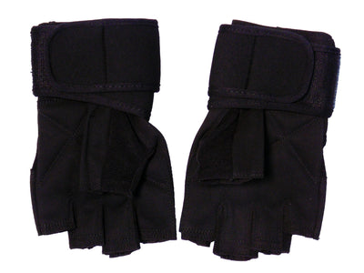 NDS Wear Fitness Gloves With Wrist Strap Unisex