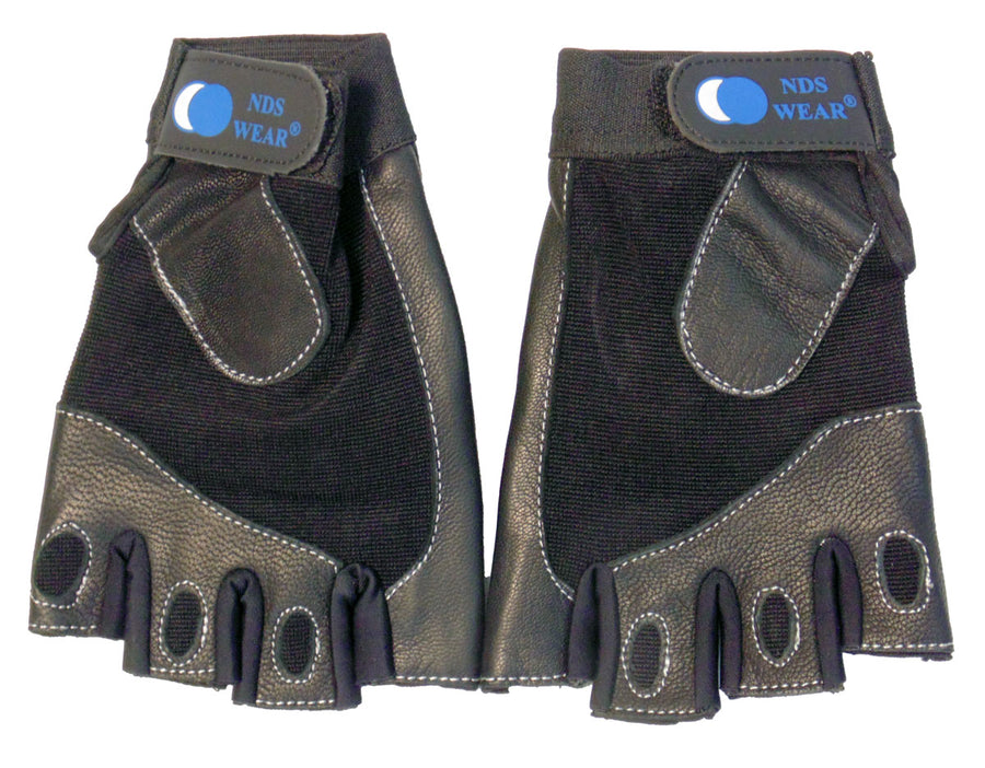 NDS Wear Fitness Gloves Velcro Top for Men & Women