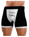 Brother of the Groom Mens NDS Wear Boxer Brief Underwear 3XL Tooloud