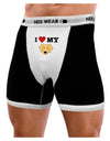 I Heart My - Cute Golden Retriever Dog Mens Boxer Brief Underwear by TooLoud