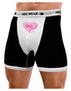 Meh Candy Heart - Valentines Day Mens Boxer Brief Underwear by TooLoud