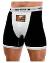 Colorado Painted Rocks Text Mens Boxer Brief Underwear