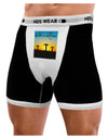 Three Crosses Sunrise - He Is Risen Mens Boxer Brief Underwear by TooLoud