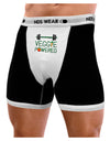 Veggie Powered Mens Boxer Brief Underwear