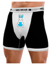 Cute Easter Bunny - Blue Mens Boxer Brief Underwear by TooLoud