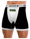 Beer 30 - Digital Clock Mens Boxer Brief Underwear by TooLoud