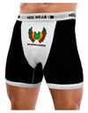 Dilophosaurus Design - Color - Text Mens Boxer Brief Underwear by TooLoud