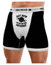 Best Mom in the Entire Universe Mens Boxer Brief Underwear by TooLoud