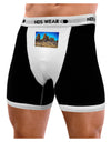 Crags in Colorado Mens Boxer Brief Underwear by TooLoud