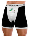 My T-Rex Ate Your Stick Family - Color Mens Boxer Brief Underwear by TooLoud