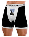 Colorado Mountain Scenery Mens Boxer Brief Underwear