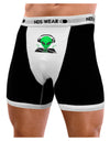 Alien DJ Mens Boxer Brief Underwear