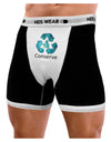Water Conservation Text Mens Boxer Brief Underwear by TooLoud