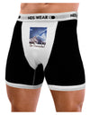 Go Outside Mountain Mens Boxer Brief Underwear by TooLoud