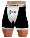 Hecho en Mexico Eagle Symbol - Mexican Flag Mens Boxer Brief Underwear by TooLoud