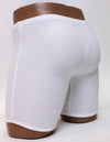 NDS Wear Mens Stretch Thermal Cotton Boxer Brief - Clearance