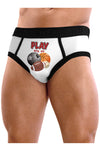 Play With My Balls - MensBrief Underwear