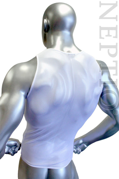 Neo Men's Mesh Tank Top by Neptio