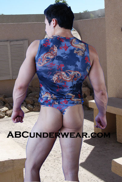 Dragon Muscle Shirt.