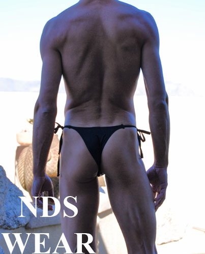 Men's Tie Side Thong