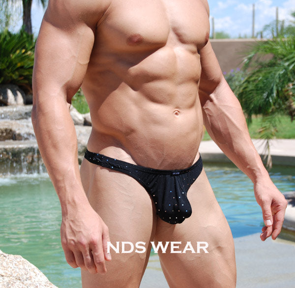 Sparkle Thong By NDS Wear