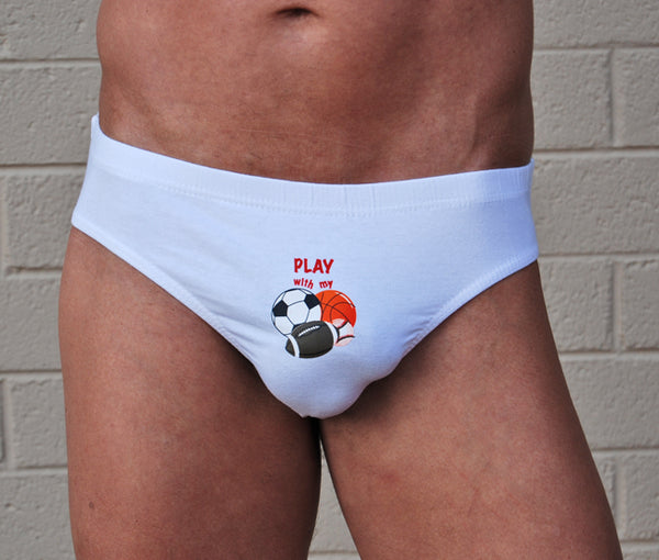 Play with My Balls Brief