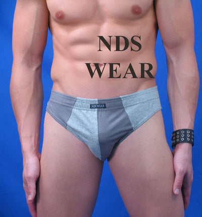 Two Tone Men's Brief Underwear