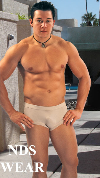 Saint Trope Ribbed Brief by NDS WEAR
