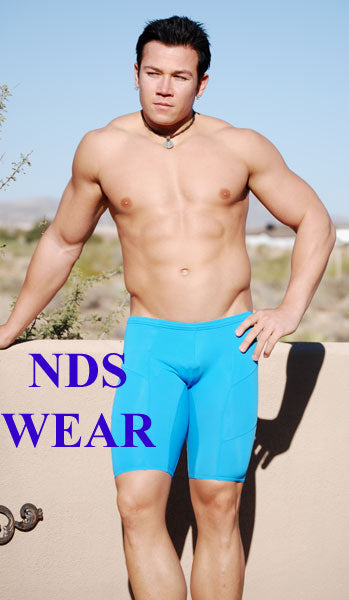 NDS Solid Blue Racing Jammer