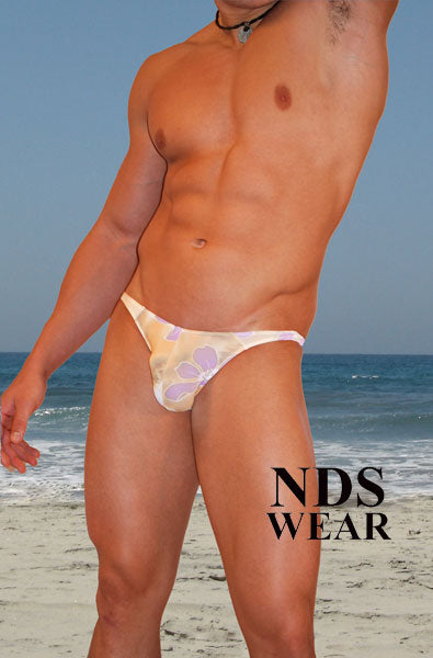 NDS Wear Pink Floral Bikini Swimsuit
