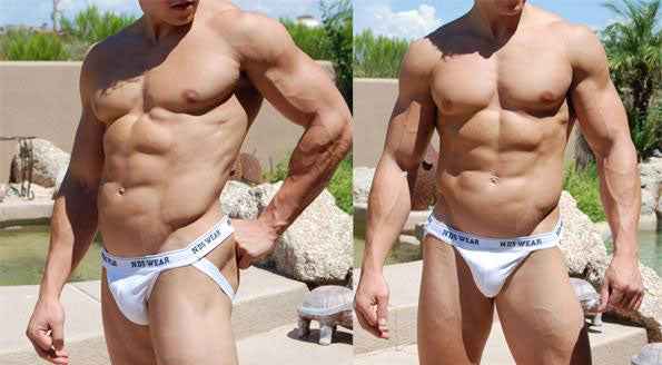 NDS Wear Cotton Stretch Jockstrap