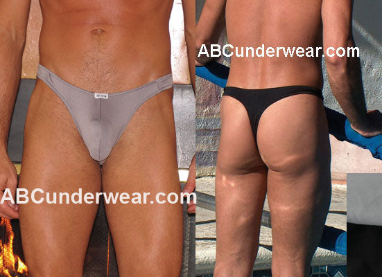 N-Larger Microfiber Thong