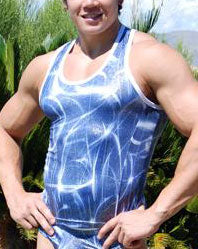Men's Sparkle Tank Top