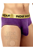 Gold Status Anatomically Correct Brief