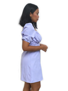 Ruched Shift Dress