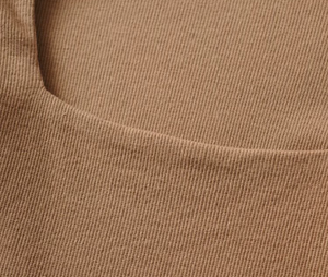 Square-Necked Basic Crop Tee