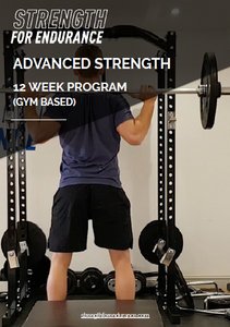 12 Week Advanced Gym Strength