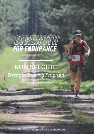 Run Specific Strength Program