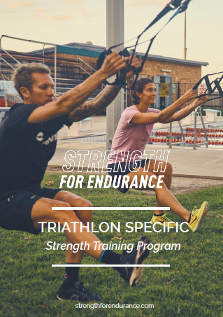 Triathlon Specific Strength Program