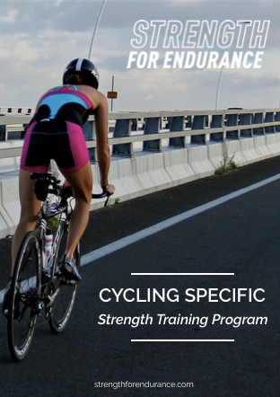 Cycling Specific Strength Program