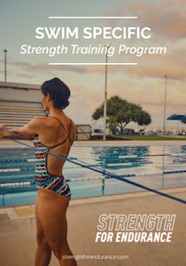 Swim Specific Strength Program