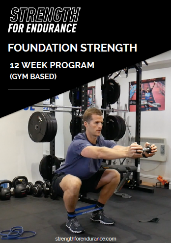 12 Week Foundation Gym Strength